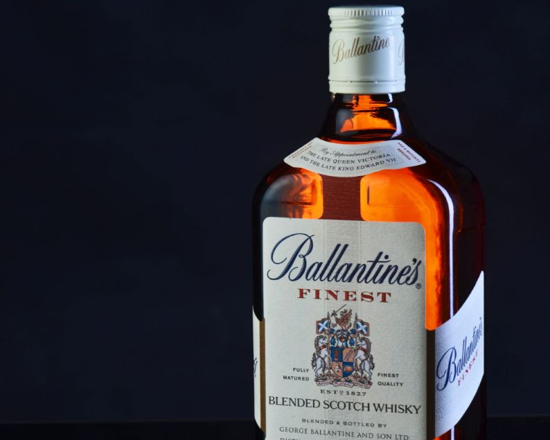 Special whiskey